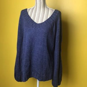 Melrose and Market Blouse Sz M NWT